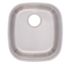 Franke USA USASK900-18 Undermount Single Bowl Stainless Steel Sink