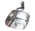 Franke USA USDSK900-18 Undermount Single Bowl Stainless Steel Sink